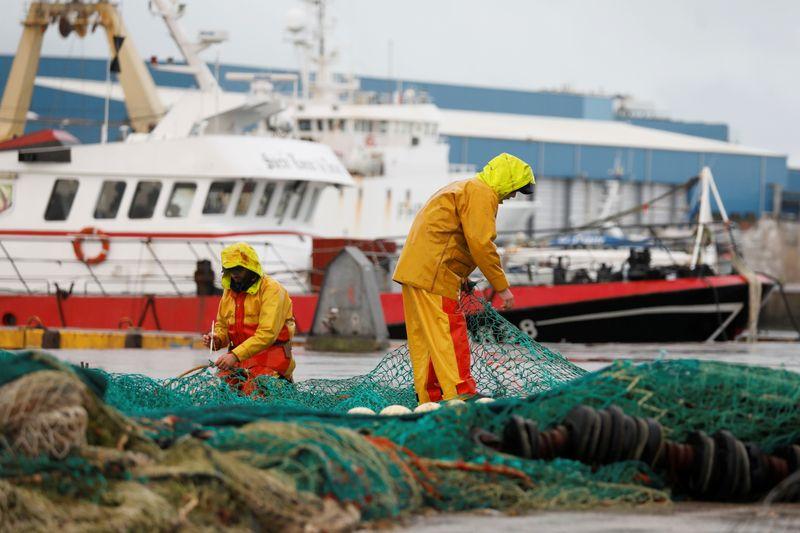 Soulagement des pêcheurs français après l'accord post-Brexit