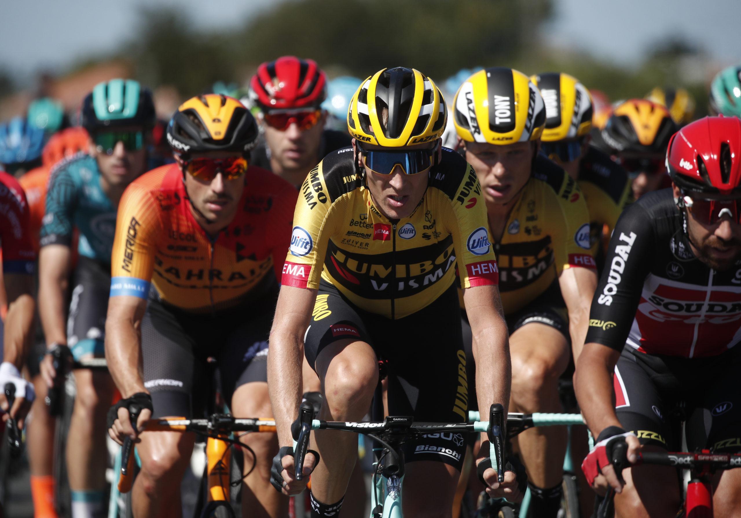 Tour de France: Aucun coureur positif au COVID-19