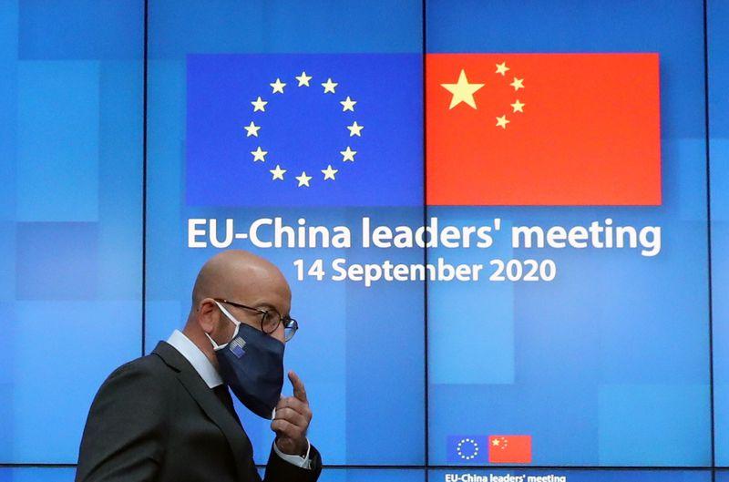 Un accord d'investissement sino-européen sans doute conclu cette semaine, selon des sources
