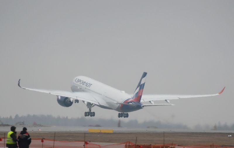Une compagnie low cost russe sous le feu des critiques après une trajectoire de vol de forme phallique