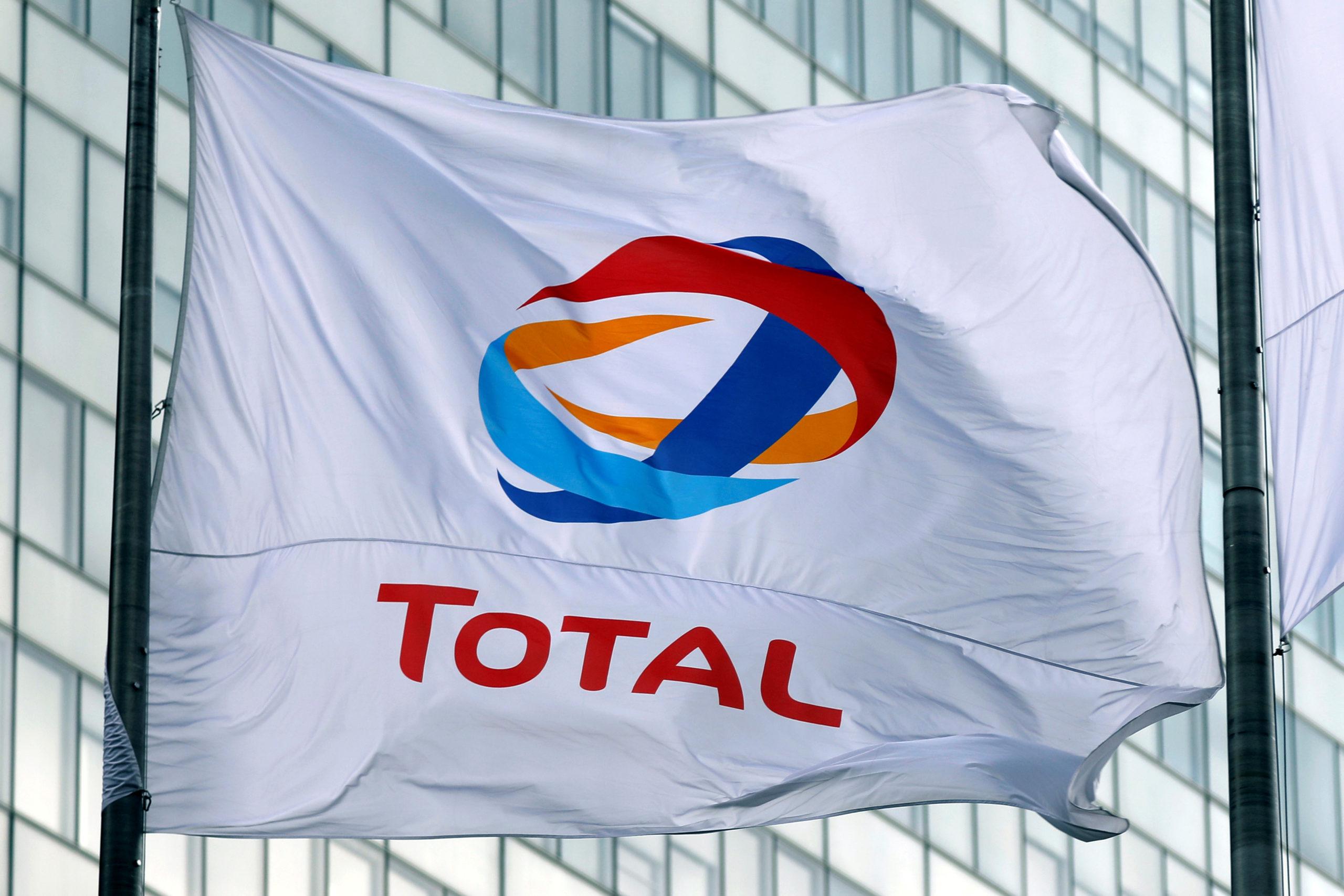 Une grève perturbe l'activité à la raffinerie Total de Grandpuits
