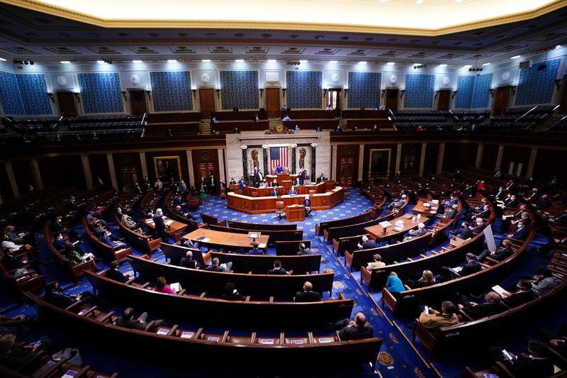 USA: Après le chaos à Washington, le Congrès valide l'élection de Joe Biden