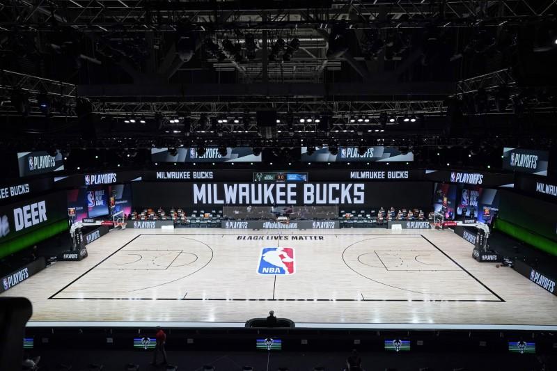 USA: Report de matches NBA après un boycott en protestation contre les injustices raciales